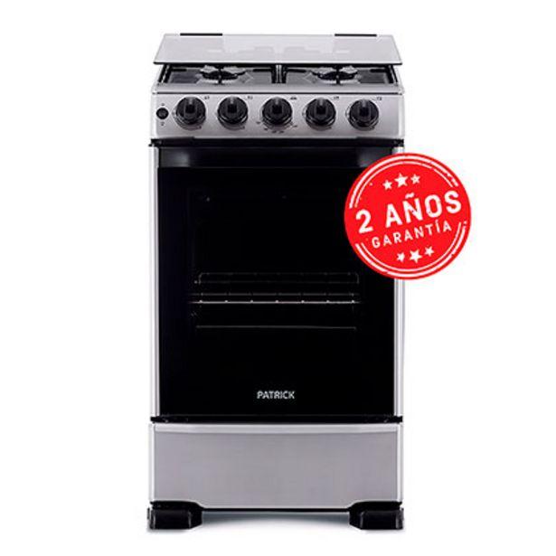 Oferta de Cocina Multigas 50 Cm. Patrick CP9750I Inox por $40189