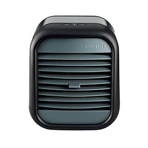 Oferta de Climatizador Portátil De Aire Frío Homedics MYCHILL PAC-30 por $4749