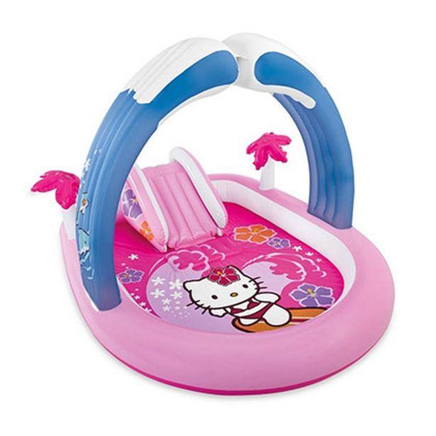 Oferta de Pileta Inflable Intex 22690/9 Playcenter Kitty por $3059