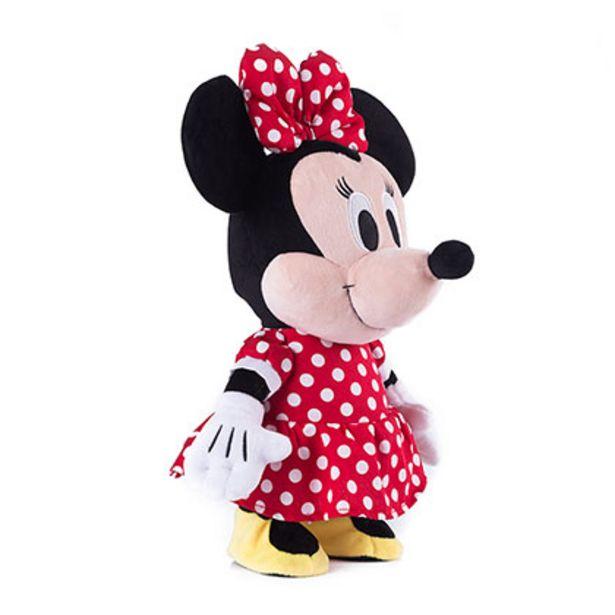 Oferta de Minnie Mouse Peluche Interactivo Camina 30 Cm Disney 8502 por $2849