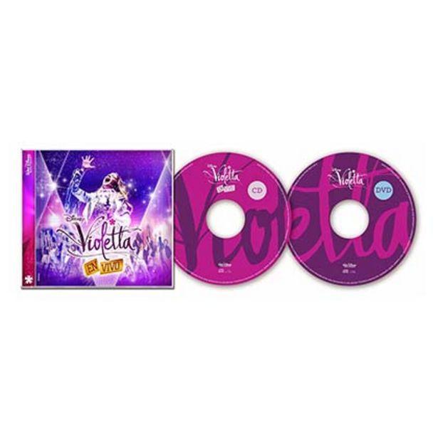 Oferta de Musica Violetta en Vivo por $44