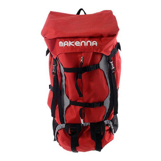 Oferta de Mochila De Mochilero Ideal Camping Makenna HB-114 por $3799