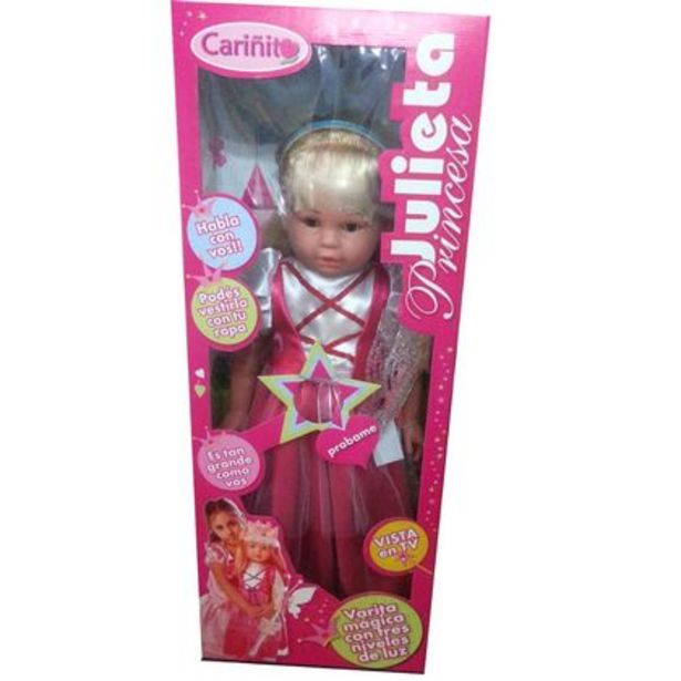 Oferta de Juguete Adar 680 Julieta Princesa con Varita por $3829