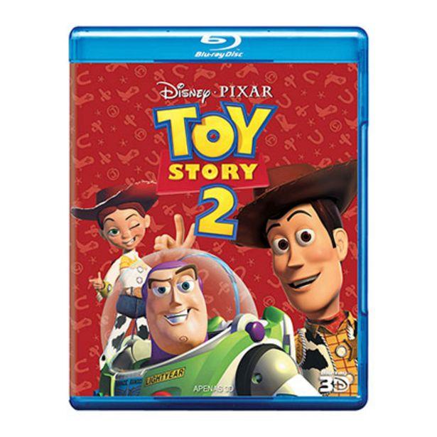 Oferta de Bluray Disney Toy Story 2 3d por $60