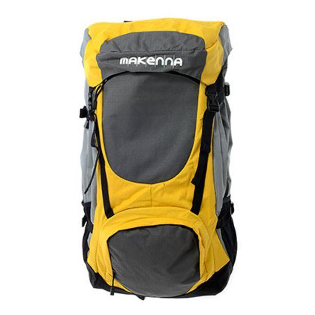 Oferta de Mochila De Mochilero Ideal Camping Makenna HB-113 por $3799