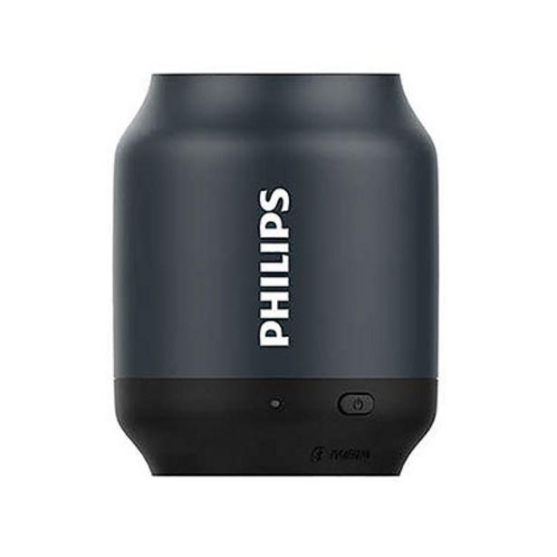 Oferta de PARLANTE PORTATIL BLUETOOTH BT51B/00 PHILIPS por $1799