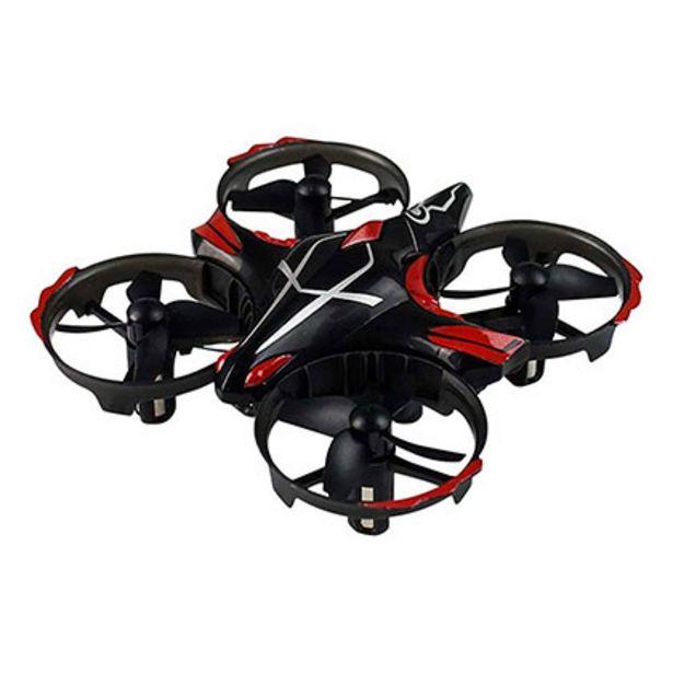 Oferta de Drone Mini Niños y Principiantes Rc Lead Rc119 Negro por $3799