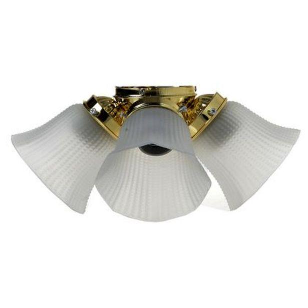 Oferta de Luces para Ventilador Kendal L-4LM por $347