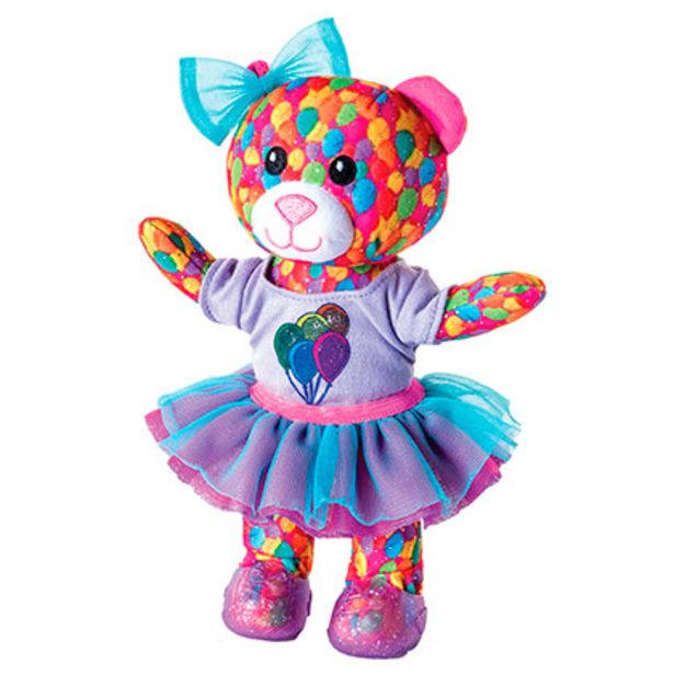 Oferta de Juguete Spin Master 90302 Furry Fashions Celebration Bear por $950