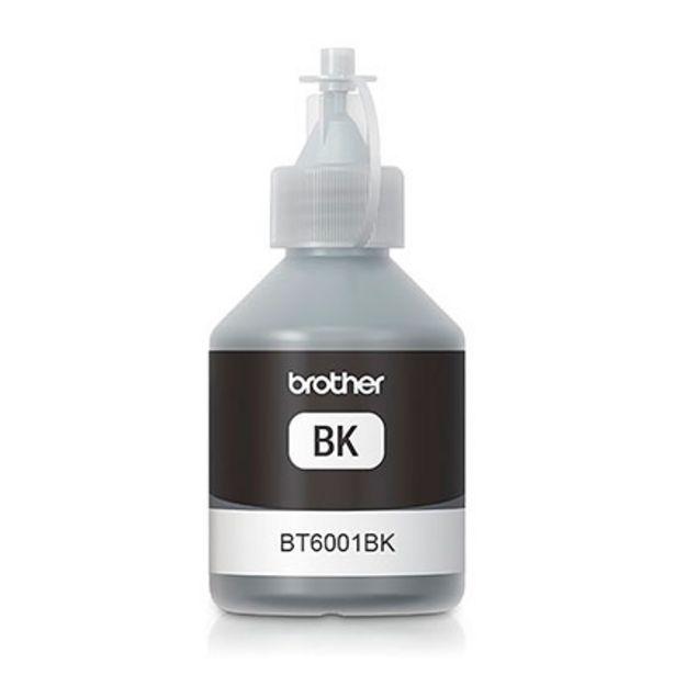 Oferta de Botella de Tinta Brother BT6001BK Negro por $950