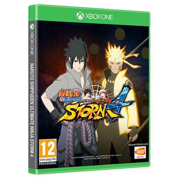 Oferta de Juego para Xbox One Naruto Shippuden Ultimate Ninja Storm 4 por $900