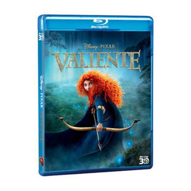 Oferta de Bluray Disney Valiente 3d por $60