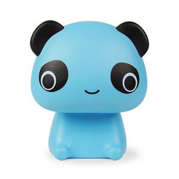 Oferta de Lampara Led de Mesa Panda Celeste por $760