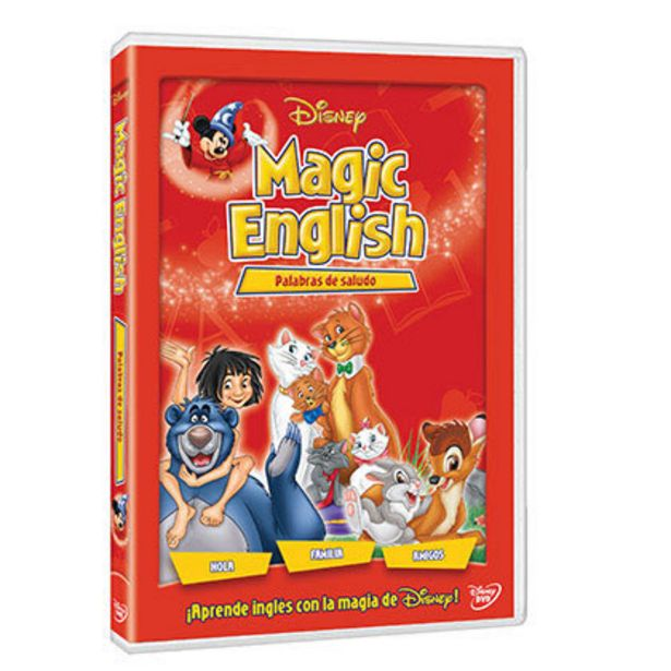 Oferta de Magic English: Palabras de Saludo por $32