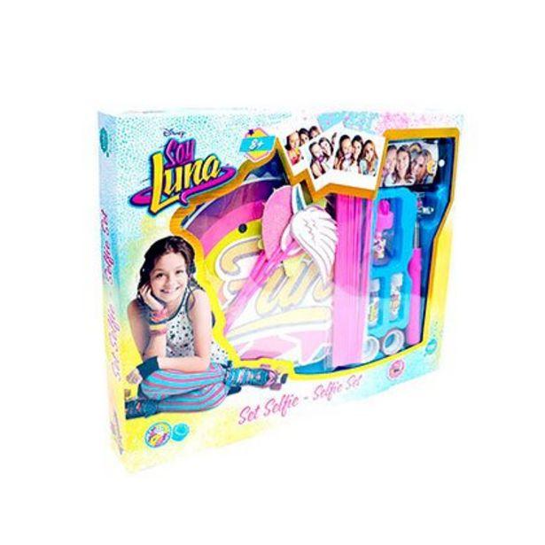 Oferta de Juguete Soy Luna DSL06833 Selfie Set por $551
