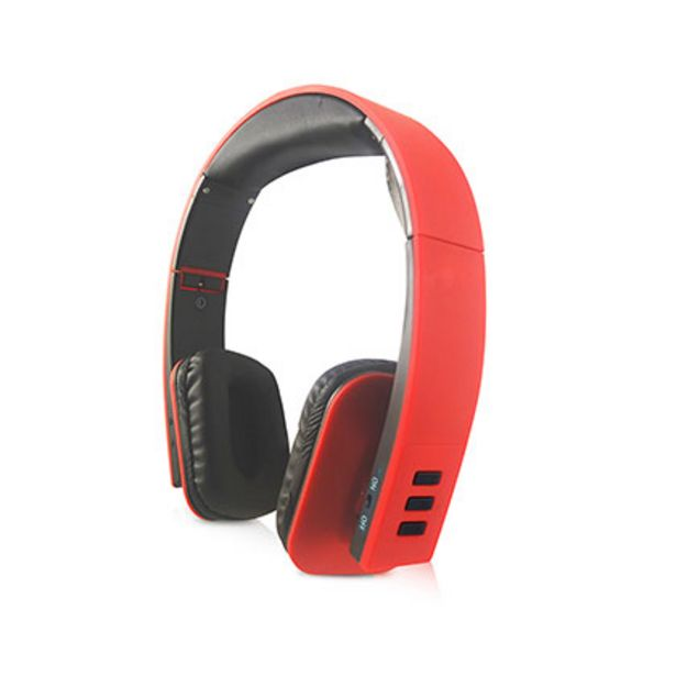 Oferta de Auriculares Panacom BL-1354HS Rojo por $2849