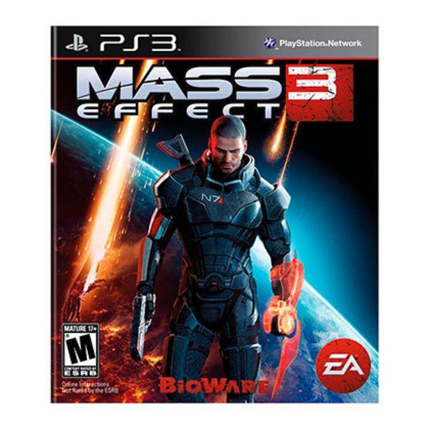 Oferta de Juego para Play Station 3 Mass Effect 3 por $650
