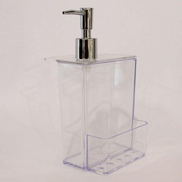 Oferta de Dispenser Retro Cristal por $475