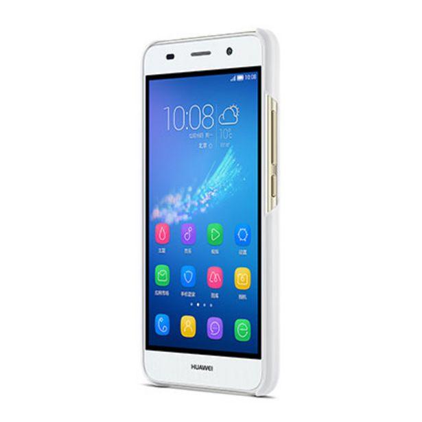 Oferta de Funda de Celular Huawei Y6 Blanco por $285