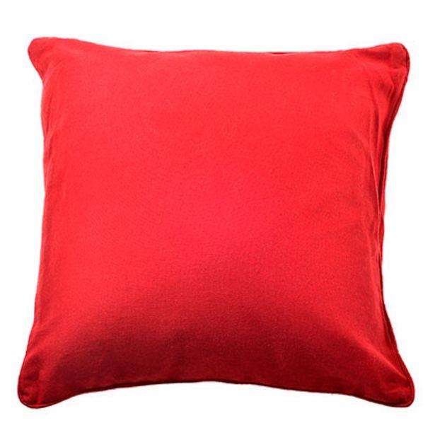 Oferta de Almohadon Rojo 40 X 40 por $679
