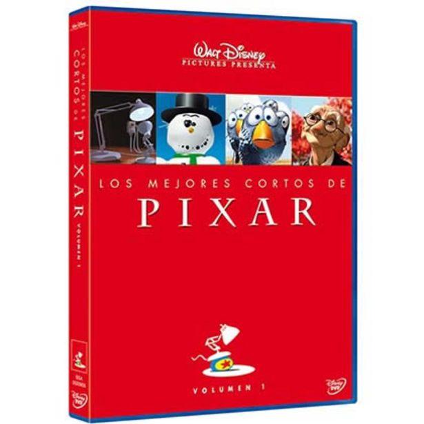 Oferta de Los Mejores Cortos de Pixar. Volumen 1 Disney por $39