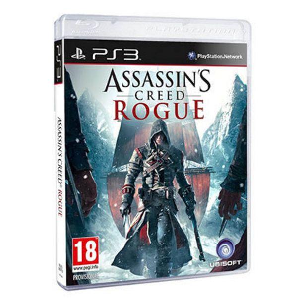 Oferta de Ps3 - Ubisoft - Assassins Creed Rogue por $750