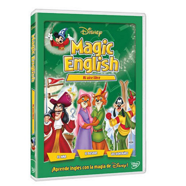 Oferta de Magic English: Al Aire Libre por $32