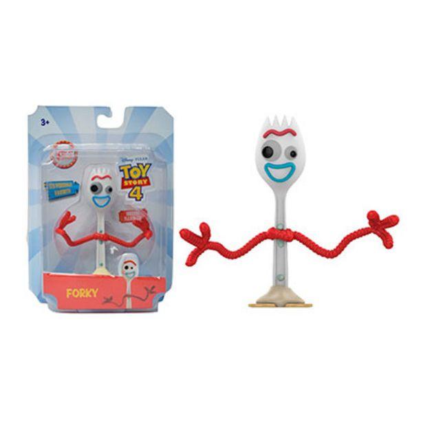 Oferta de Forky Muñeco Articulado 9.7 Cm Toy Story 4 Disney 5601 por $1599
