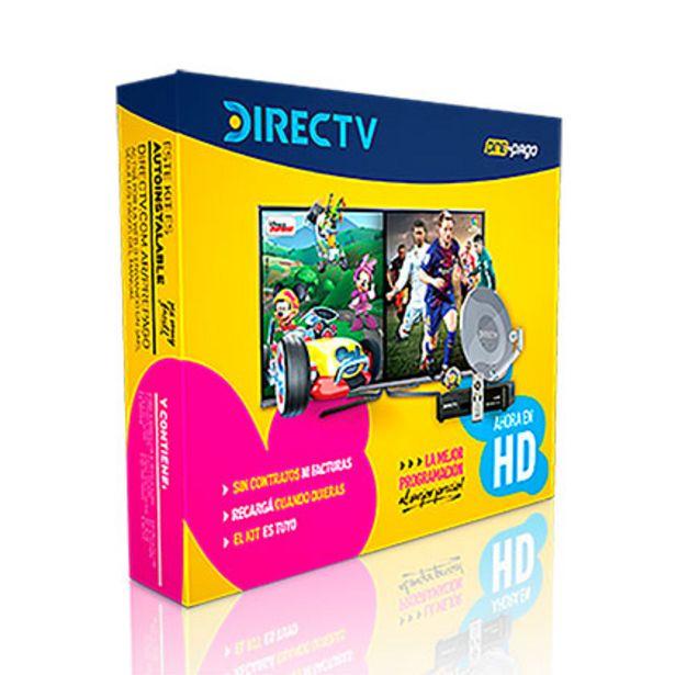Oferta de Antena 46 CM KIT Prepago DIRECTV por $950