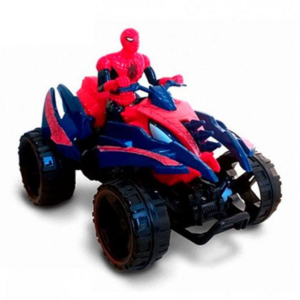 Oferta de Juguete Spiderman 7128 Cuatriciclo por $2469