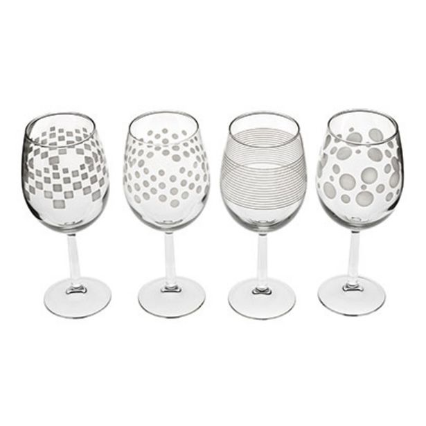 Oferta de Set x 4 Copon Vino Trend por $1019