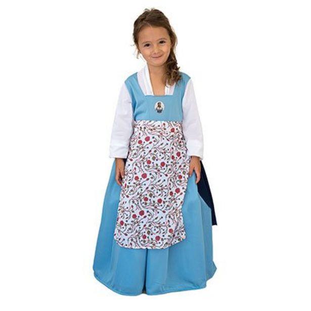 Oferta de Disfraz La Bella Campesina Con Luz Talle 0 Disney CAD114110 por $1299