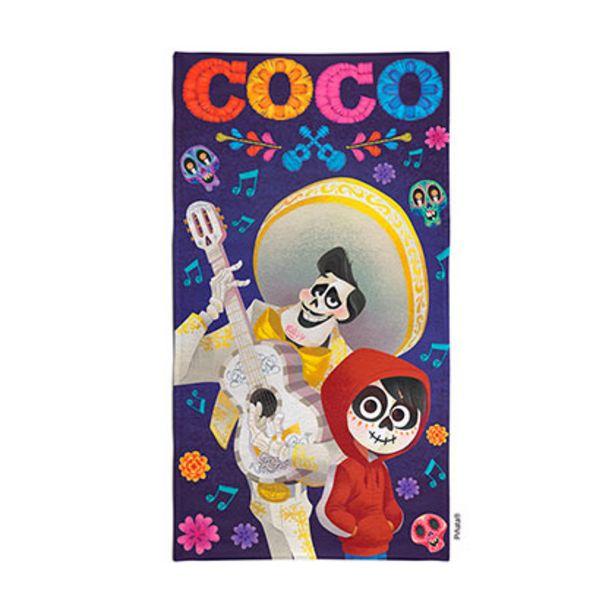 Oferta de Toallon Coco 70 X 130 Cm por $760