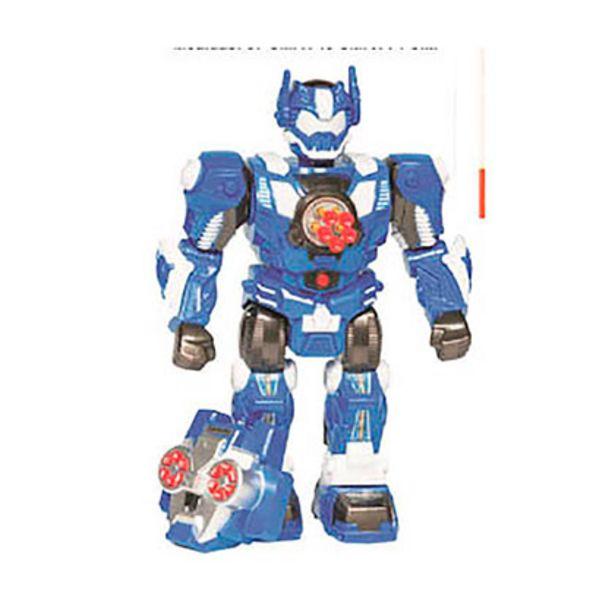Oferta de Robot Radio Control Con Luz y Sonido Adar 5767 por $4749