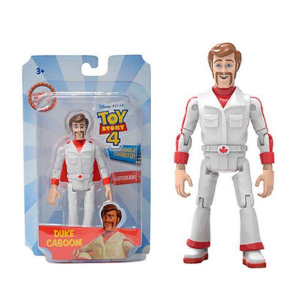 Oferta de Duke Kaboom Muñeco Articulado 11 Cm Toy Story 4 Disney 5615 por $1599