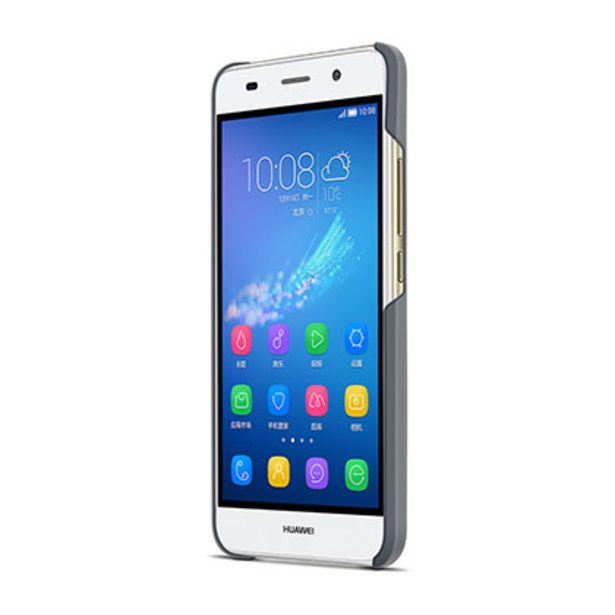 Oferta de Funda de Celular Huawei Y6 Negro por $285