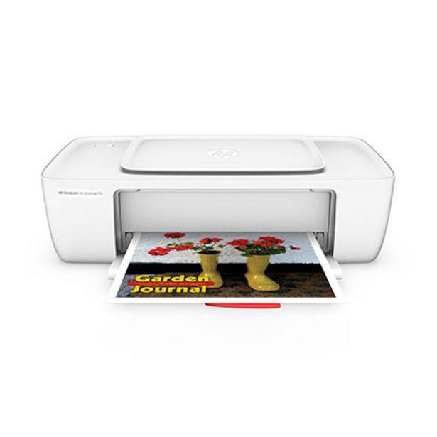 Oferta de Impresora HP Deskjet Ink Advantage 1115 Blanco por $11999