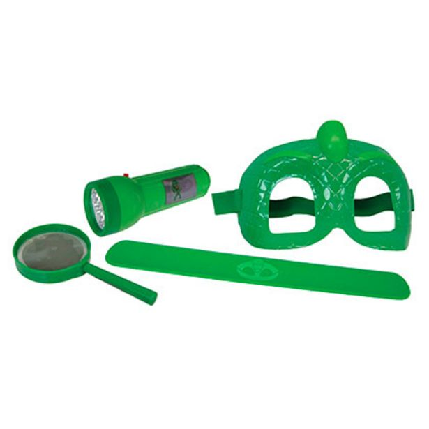 Oferta de Juguete Pjmasks EPJ00835 Set de Aventuras Gecko por $950
