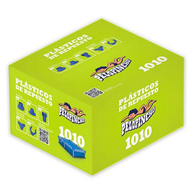 Oferta de Accesorios Plasticos para Pileta Pelopincho 1010 por $387