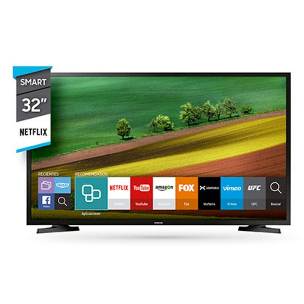 "Oferta de Tv Smart Led 32"" Hd Samsung UN32J4290 por $28499"