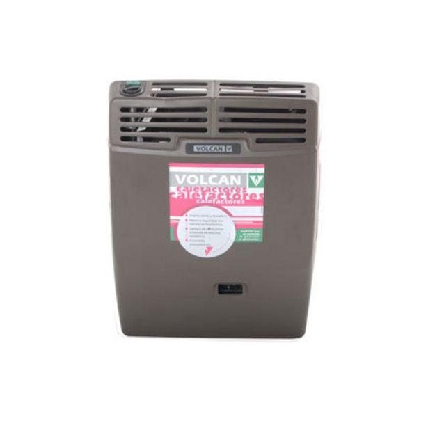 Oferta de Calefactor Tiro Balanceado en U Gas Natural Volcan 43812V por $12129