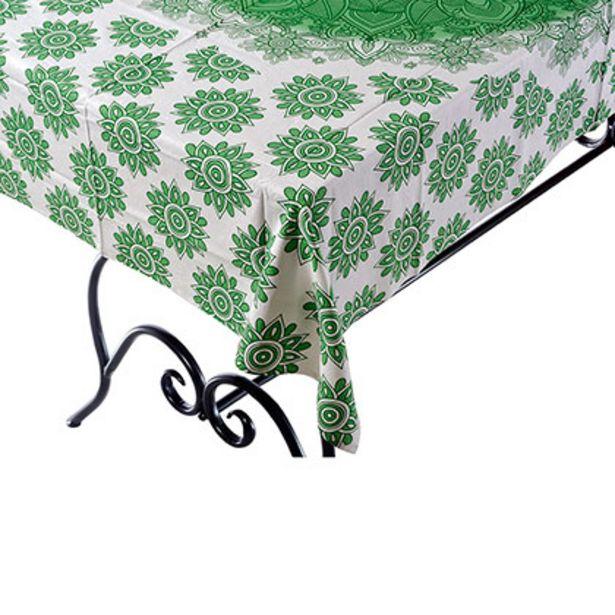 Oferta de Mantel Hindu Green Mandala por $719