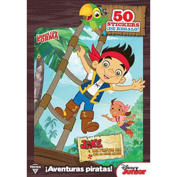 Oferta de Libro Disney Mini Libro Jake y Los Piratas por $99