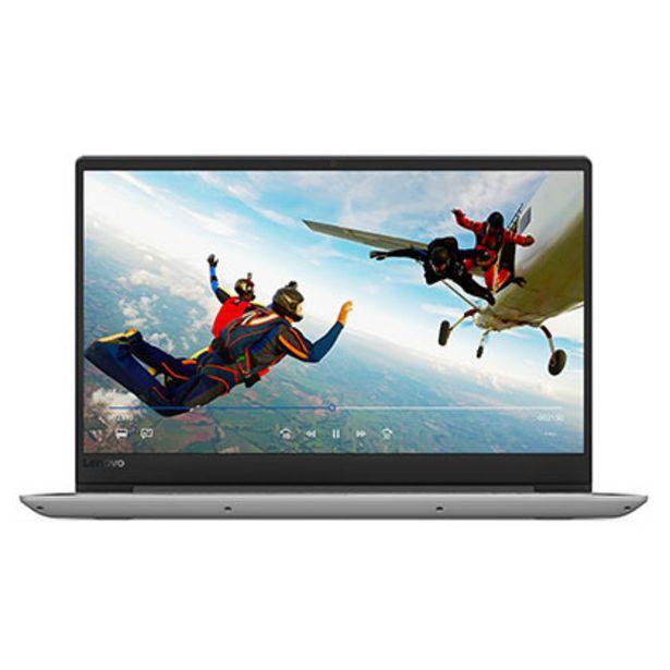 """Oferta de Notebook 15,6"""" Core I7 1Tb Lenovo Ideapad 330s-15ikb Gris Plata por $169999"""