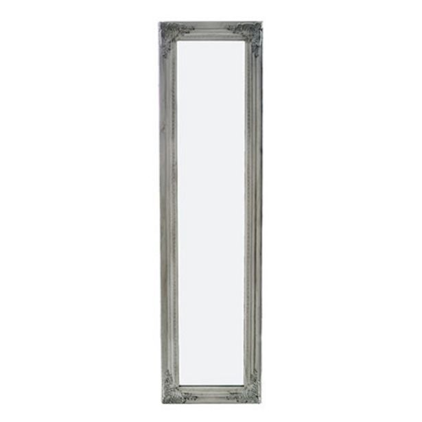 Oferta de Espejo de Pie Ivory 44 X 174 Cm por $3799