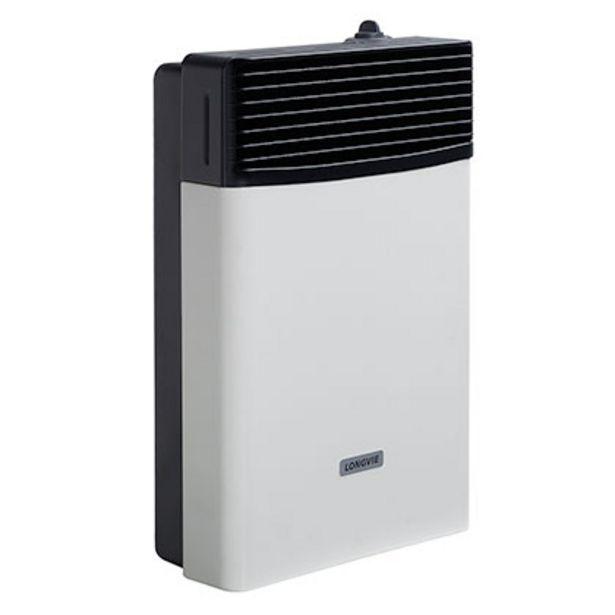 Oferta de Calefactor Estufa Multigas Tiro Balanceado 3000 C Longvie EBA3S Tiza/Grafito por $21699