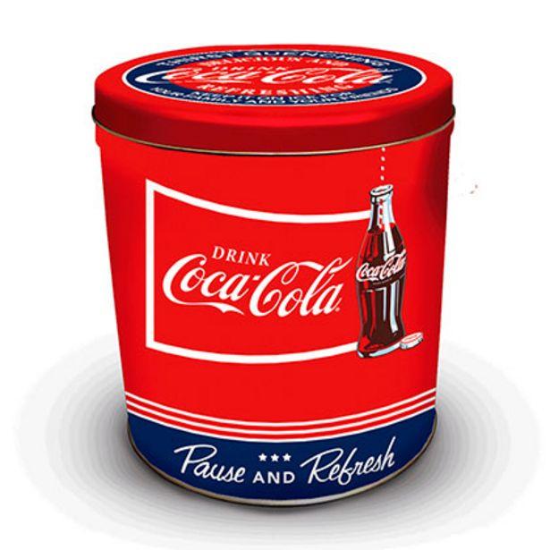 Oferta de Lata Clasica Coca Cola Roja por $380
