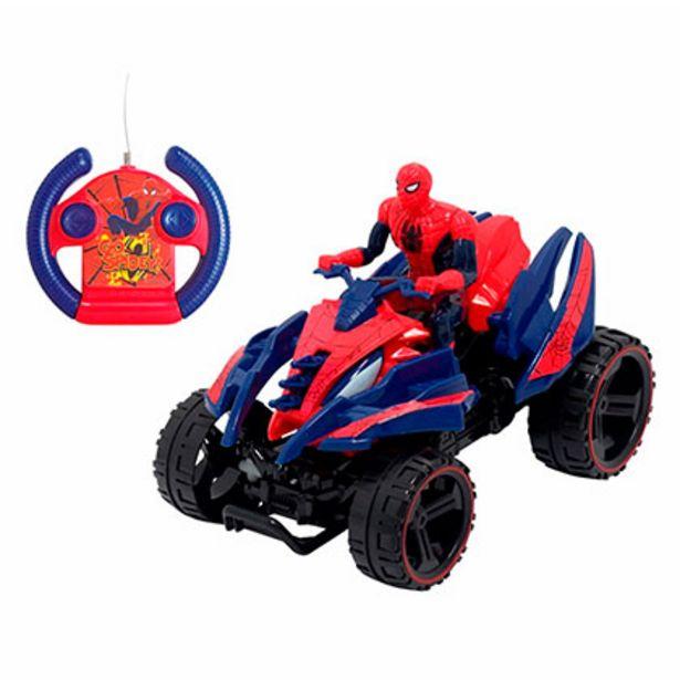 Oferta de Juguete Spiderman 7215 Cuatriciclo por $2849