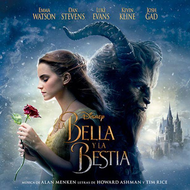 Oferta de Cd La Bella y La Bestia - Version Español por $60