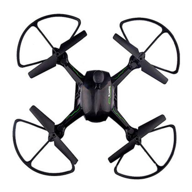 Oferta de Drone a Control Remoto Con Cámara Hd Rc 121 Negro por $8549